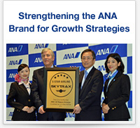 Strengthening the ANA Brand for Growth Strategies