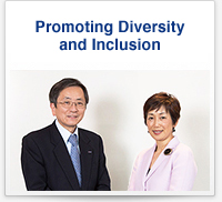 Promoting Diversity and Inclusion